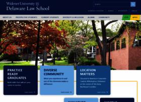 delawarelaw.widener.edu