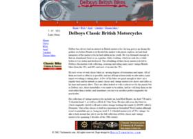 delboysbritishbikes.com