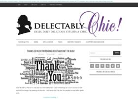 delectablychic.com