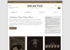 delectuswinery.com