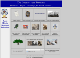 deleeuwvanweenen.nl
