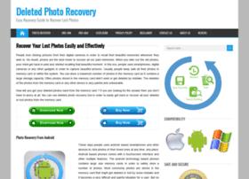 deletedphotorecovery.net