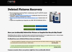 deletedpicturesrecovery.com