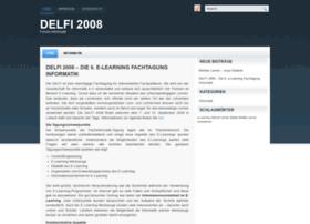 delfi2008.de