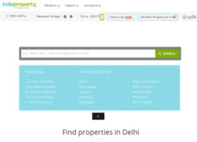 delhi.indiaproperty.com