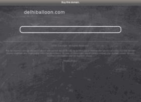 delhiballoon.com