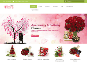 delhiflora.com