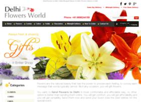 delhiflowersworld.com