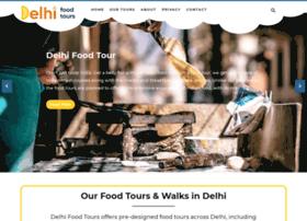 delhifoodtours.com