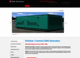 delhigenerators.com