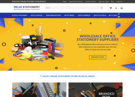 delhistationery.com
