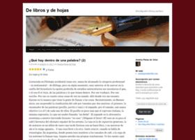 delibrosydehojas.wordpress.com