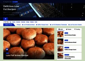 delicious-low-fat-recipes.com