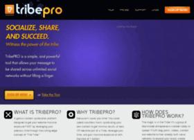 deliciousbacklinks.tribepro.com