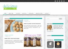 deliciousbydre.com