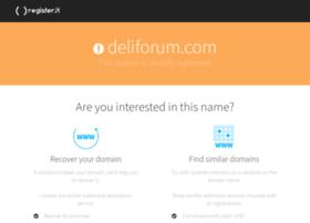 deliforum.com