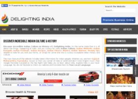 delightingindia.com