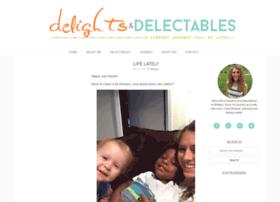 delightsanddelectables.com
