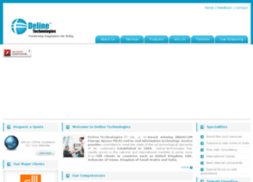 delinetechnologies.com