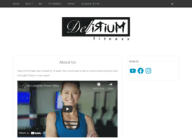 deliriumfitness.com