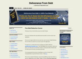 deliverancefromdebt.com