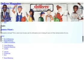 delivermagazine.com