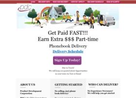 deliverphonebooks.com