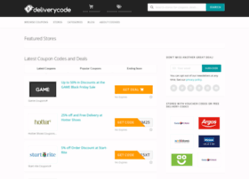 deliverycode.co.uk