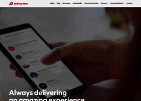 deliveryhero.com