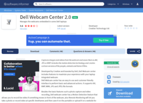 dell-webcam-center.software.informer.com