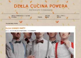 dellacucinapovera.com