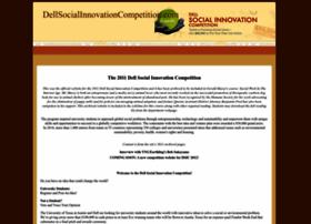 dellsocialinnovationcompetition.com