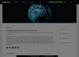 deloitte-learning.com