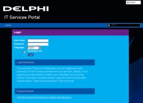 delphi.service-now.com