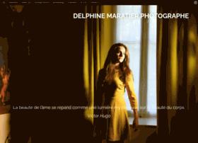 delphinemaratier.com
