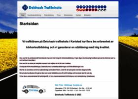 delshadstrafikskola.se