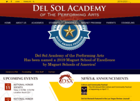 delsolacademy.org