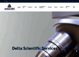 Delta-scientific-services.com