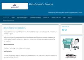 delta-scientific-services.com
