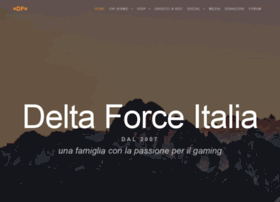 deltaforceitalia.eu