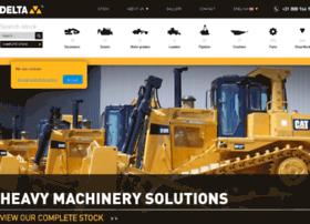 deltaheavymachinery.com