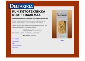 deltakirja.fi