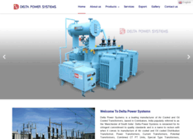 deltapowersystems.in