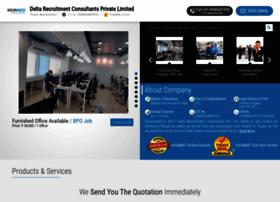 deltarecruitmentconsultants.com