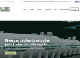 deltasaneamento.com.br