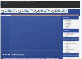 deltasettlements.com