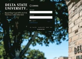 deltastate.instructure.com