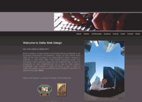 deltawebdesign.com
