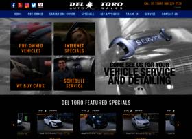 deltoroautosales.com