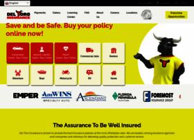 deltoroinsurance.com